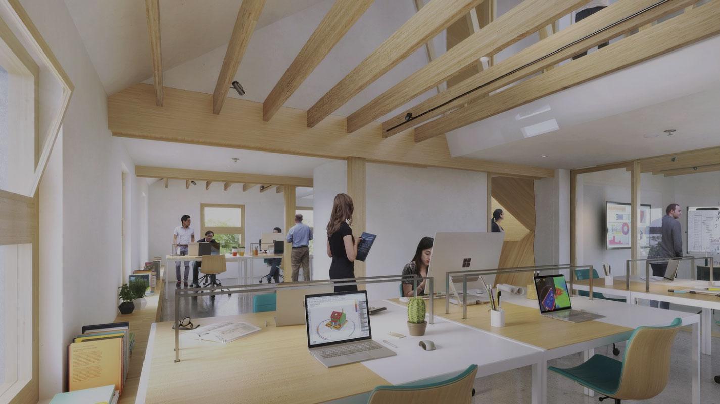 User Experience Design für das Büro? Ja, genau…