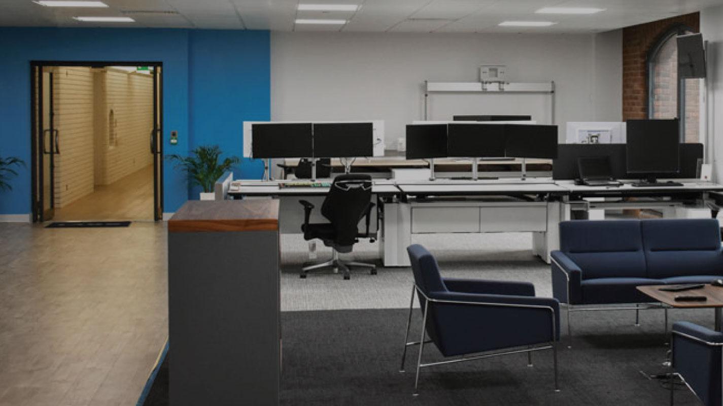 Fünf Trends im Bürodesign, die es 2018 im Auge zu behalten gilt