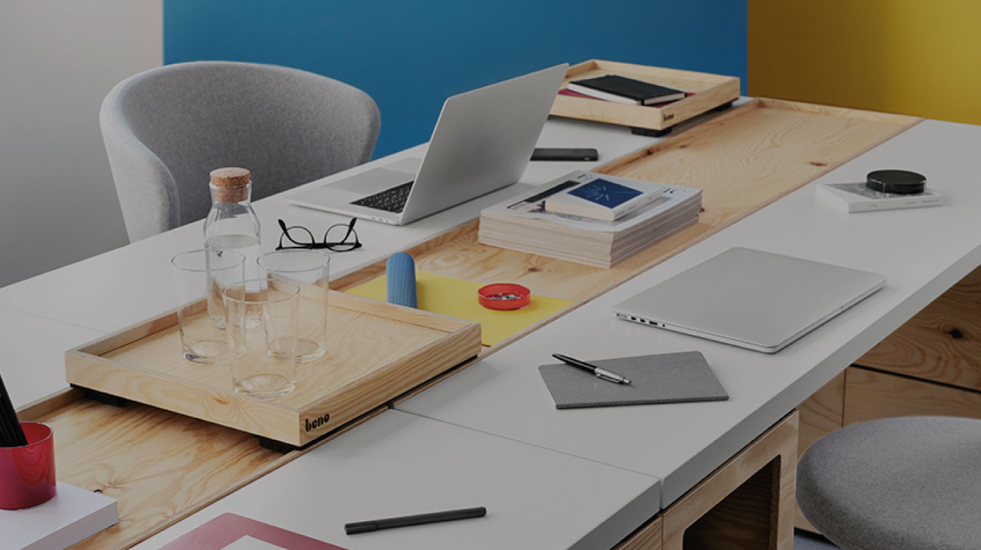 Ordnung im Chaos: Der Weg zur perfekten Schreibtischorganisation