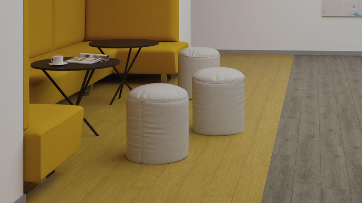 Auf dem Boden bleiben: Welcher Belag eignet sich fürs Büro?